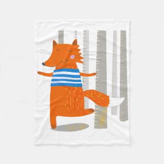 Cobertor De Velo Cobertura, Fox bonito