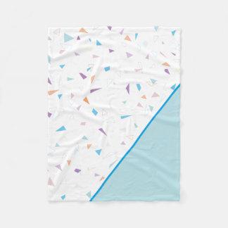 Cobertor De Velo Cobertura geométrica do teste padrão