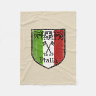 Cobertor De Velo Cobertura italiana do velo da bandeira
