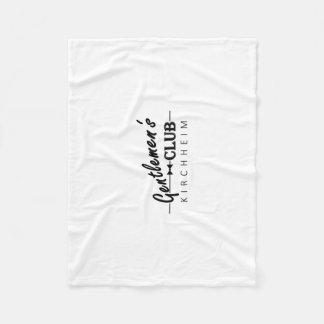 """Cobertor De Velo Cobertura """"Kirchheim """" do clube dos cavalheiros"""