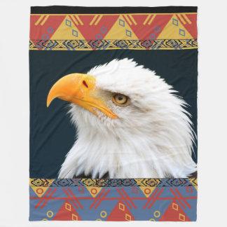 Cobertor De Velo Cobertura macia do velo do nativo americano da