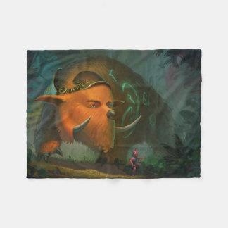 Cobertor De Velo Cobertura mágica do urso