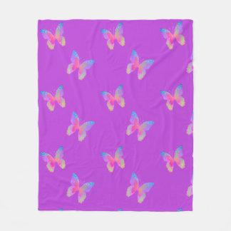 Cobertor De Velo Cobertura média (vibrante-violeta) da