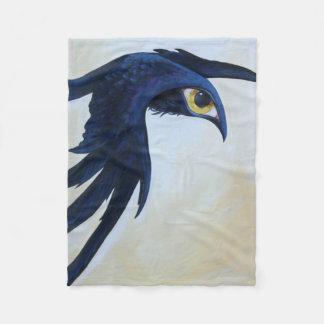 Cobertor De Velo Cobertura observador do corvo