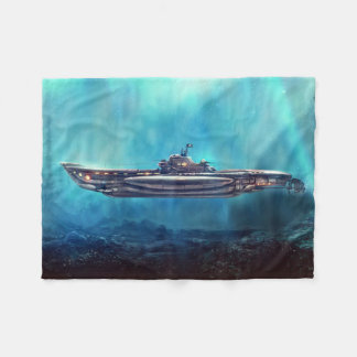 Cobertor De Velo Cobertura pequena submarina do velo do pirata
