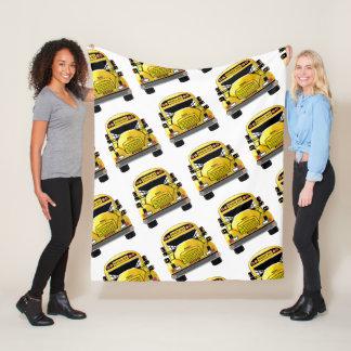 Cobertor De Velo Cobertura personalizada auto escolar