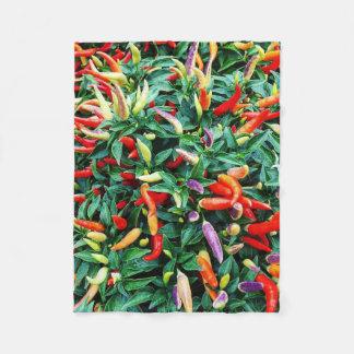 Cobertor De Velo Cobertura picante da pimenta