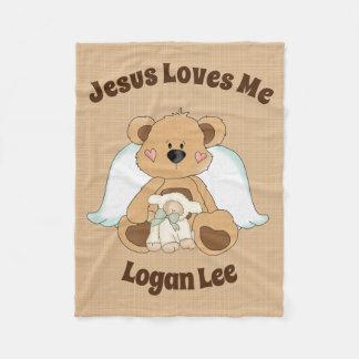 Cobertor De Velo Cobertura religiosa personalizada costume do velo