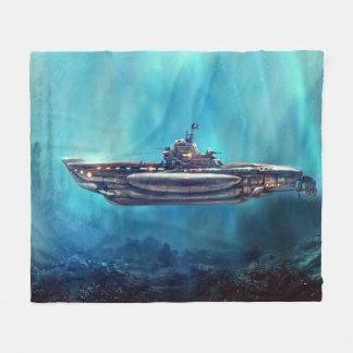 Cobertor De Velo Cobertura submarina do velo do pirata