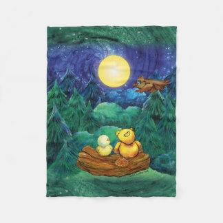 Cobertor De Velo Cobertura super da noite 2 da lua