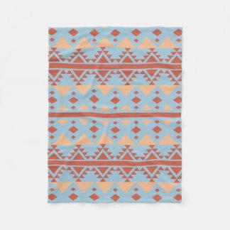 Cobertor De Velo Cobertura tribal boémia do velo do triângulo