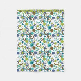 Cobertor De Velo coberturas da cor verde