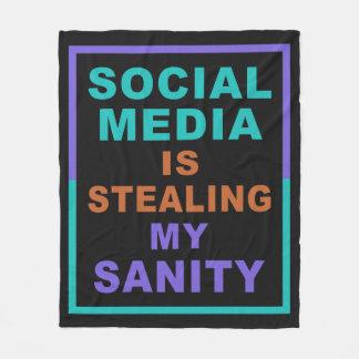 """Cobertor De Velo """"Coberturas engraçadas do velo dos meios sociais"""""""