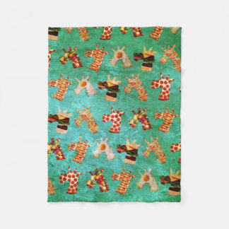 Cobertor De Velo Comida do unicórnio