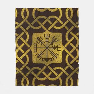 Cobertor De Velo Compasso da navegação de Vegvisir - de Viking