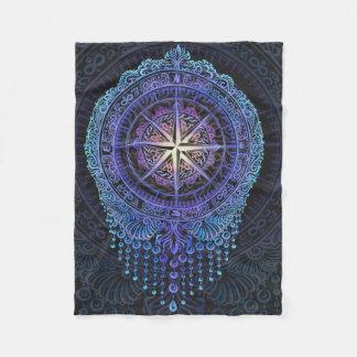 Cobertor De Velo Compasso de sua alma