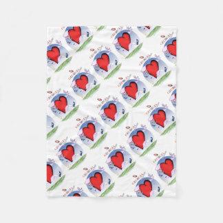 Cobertor De Velo coração principal de Geórgia, fernandes tony