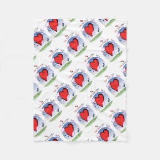 Cobertor De Velo coração principal de michigan, fernandes tony