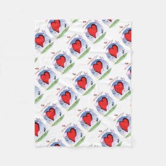 Cobertor De Velo coração principal de minnesota, fernandes tony