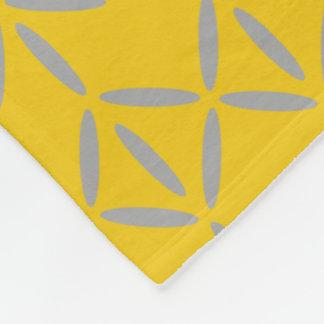 Cobertor De Velo corajoso funky teste padrão da cobertura do velo