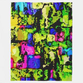 Cobertor De Velo cores e impressões 3