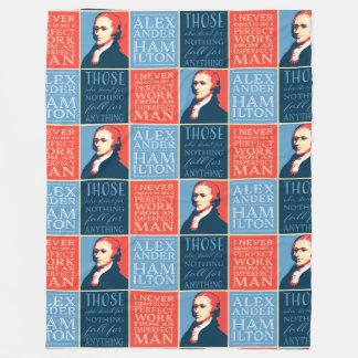 Cobertor De Velo Cotações de Alexander Hamilton