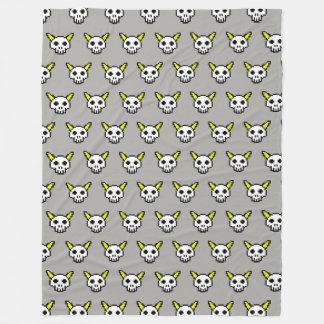 Cobertor De Velo Crânio Horned TP de oito bocados