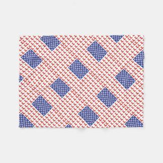 Cobertor De Velo Dachshund dos EUA