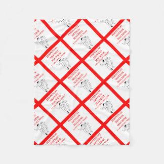 Cobertor De Velo dança quadrada