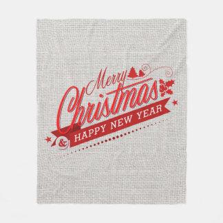 Cobertor De Velo Decoração vermelha e branca dos provérbios do