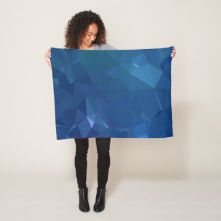 Cobertor De Velo Design abstrato & limpo de Geo - cristal do