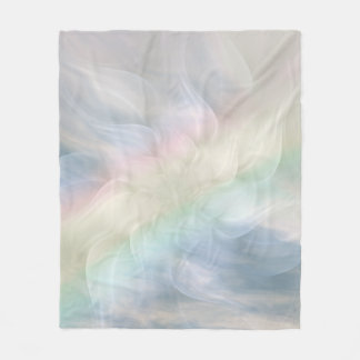 Cobertor De Velo Design floral Pastel da mandala do arco-íris
