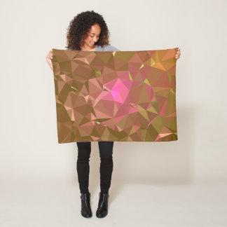 Cobertor De Velo Design geométrico abstrato de LoveGeo - cereja de