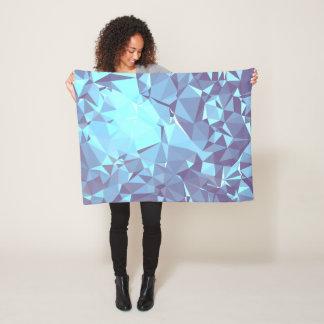 Cobertor De Velo Design geométrico elegante & limpo - pombo em