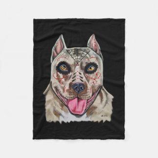 Cobertor De Velo Dia do Pitbull inoperante