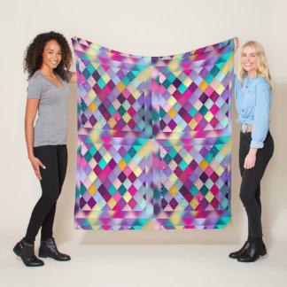 Cobertor De Velo Diamante-ácaro