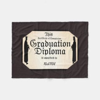 Cobertor De Velo Diploma alto ereto graduado