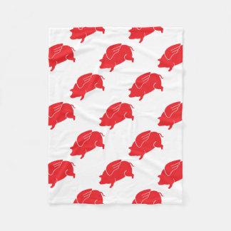 Cobertor De Velo 🐷 do porco do vôo