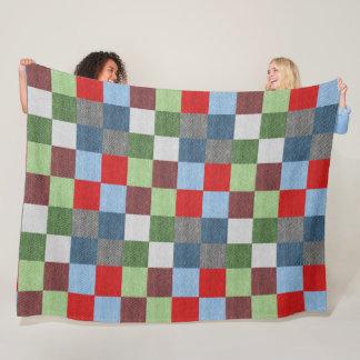 Cobertor De Velo Edredão-Como a amostra de folha a cor obstrui a