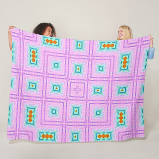 Cobertor De Velo Edredão cor-de-rosa da menina da estrela de Ninja