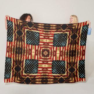 Cobertor De Velo Edredão da independência julho de quarto da