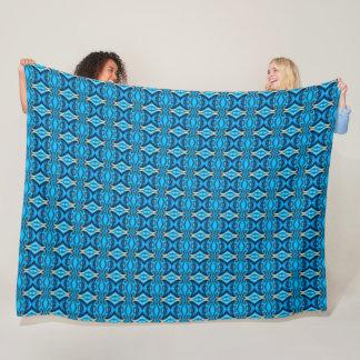 Cobertor De Velo Edredão de seda do teste padrão do elemento chinês