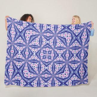 Cobertor De Velo Edredão nativa da menina tribal decorativa