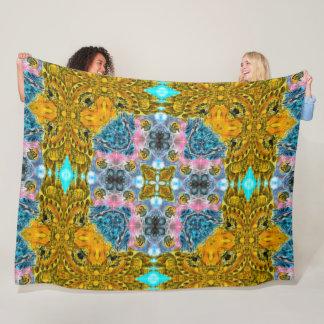 Cobertor De Velo Edredão tribal africana da mandala