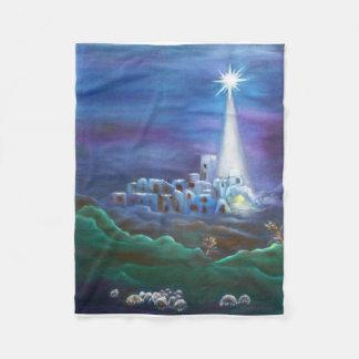 Cobertor De Velo Estrela da cobertura de Bethlehem