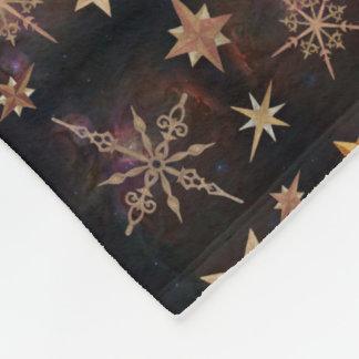 Cobertor De Velo Estrelas de Steampunk