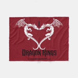 Cobertor De Velo Eu amo a cobertura dos reis do dragão