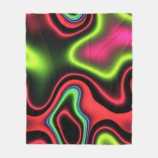 Cobertor De Velo Fantasia vibrante 1