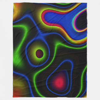 Cobertor De Velo Fantasia vibrante 6