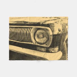 Cobertor De Velo Farol clássico velho do carro do vintage